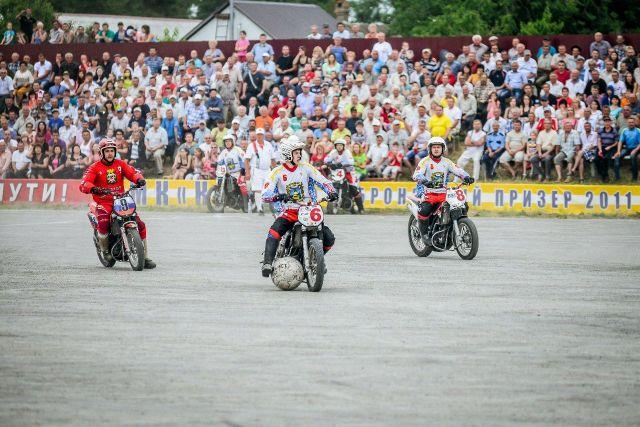 На Ставрополье прошёл чемпионат России по мотоболу