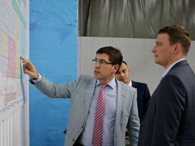 КРСК рассмотрит промышленные инвестпроекты Ставрополья