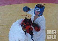 В Ставрополе прошли соревнования рукопашников