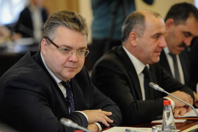 Олег Белавенцев провёл заседание Совета при полпреде президента РФ в СКФО