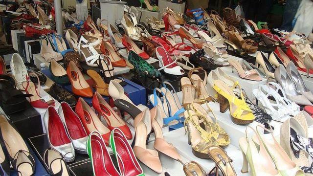 На Ставрополье задержали мужчину с тачкой украденной на рынке обуви