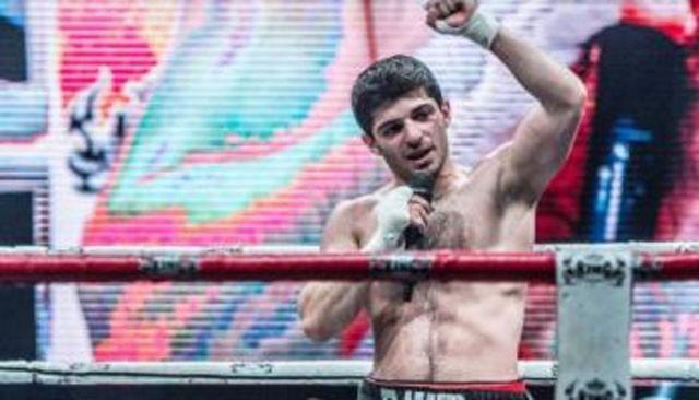 Пятигорский боксёр Давид Агаджанян стал чемпионом мира