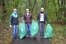 Ставропольские блогеры вышли на экологический субботник
