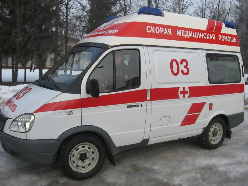 НаСтаврополье, бросив 2-х  пассажиров, шофёр  исчез  сместа ДТП