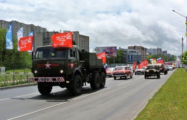 В рекордном автопробеге в Ставрополе поучаствовали 818 автолюбителей