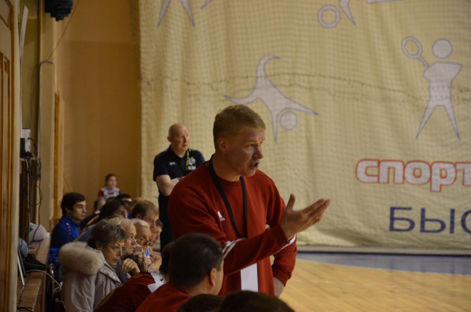 Ставропольский тренер покинул сборную России