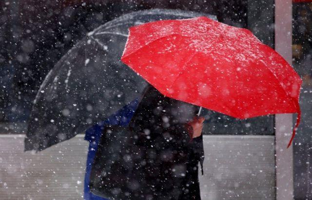 13 декабря на Ставрополье ожидается снег с дождём