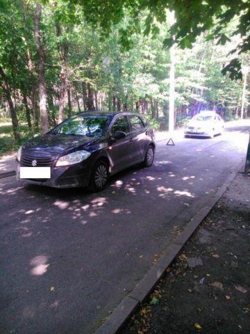 В Ставрополе водитель легковушки сбил 77-летнюю женщину
