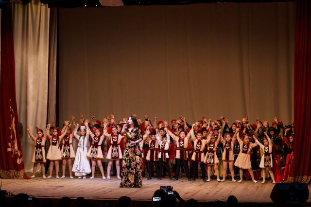 Молодёжная организация народов Дагестана открыла «Врата добра» в Ставрополе
