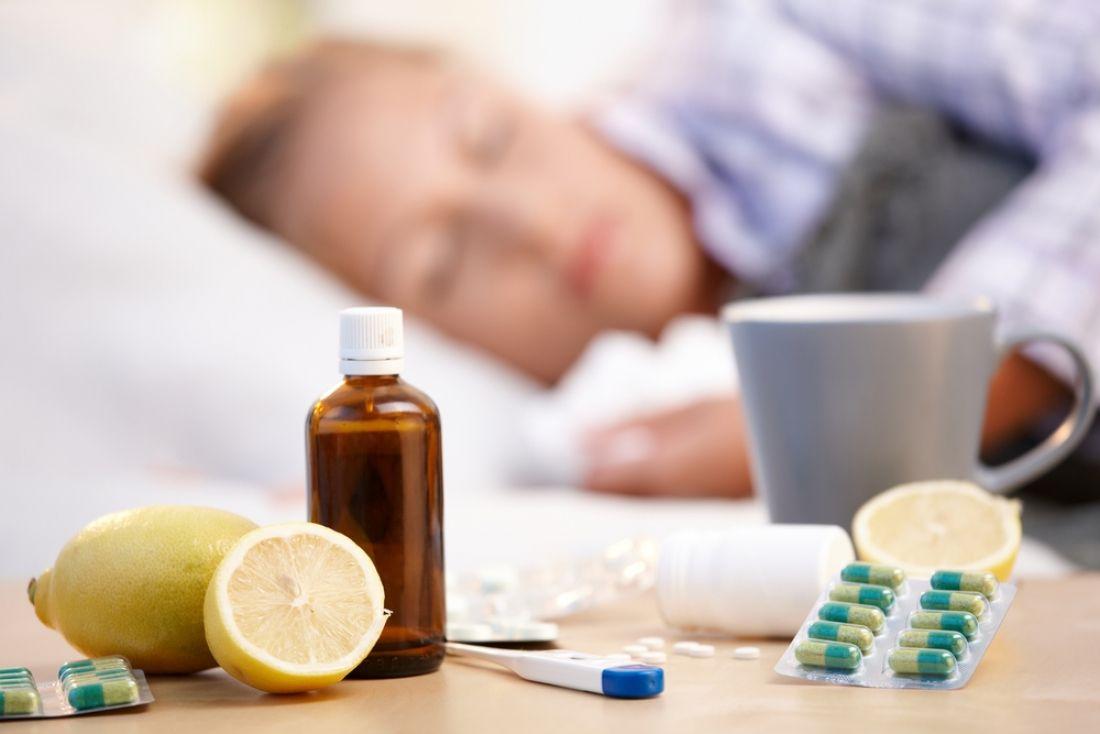 За неделю на Ставрополье заболело гриппом более 10 тысяч человек