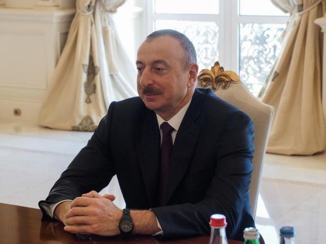 Глава Ставропольского края встретился с президентом Азербайджана