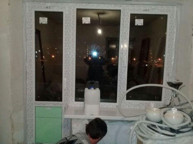 Ставропольцы ремонтируют квартиру пенсионерки, пострадавшей от пожара