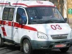 В Ставрополе водитель сбил на тротуаре девушку