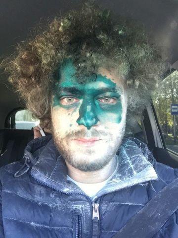 На блогера Илью Варламова второй раз напали в Ставрополе
