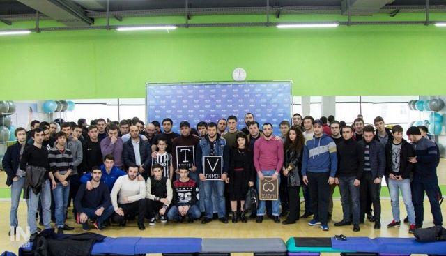 В Ставрополь приехали именитые бойцы боевых искусств