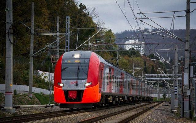 Новый маршрут поезда «Ласточка» свяжет Краснодар и Кисловодск с 1 апреля