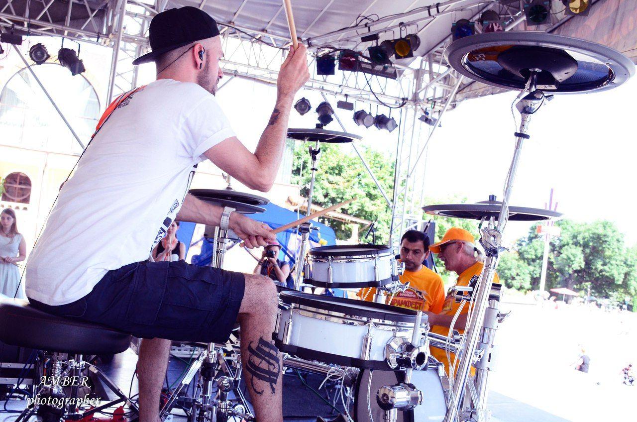 Ессентуки готовятся к самым высоким барабанным RimShotам