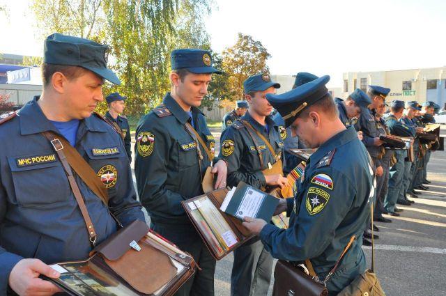 Ставропольский край принимает участие в ежегодной Всероссийской тренировке по гражданской обороне
