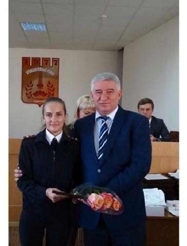 Андрей Джатдоев поздравил полицейских Ставрополя с профессиональным праздником