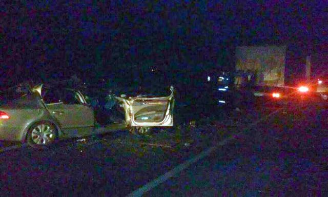В ДТП на Ставрополье погибла пассажир легковушки