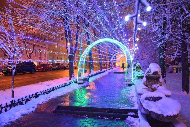 Фотоконкурс «Новогодний Ставрополь» продолжается