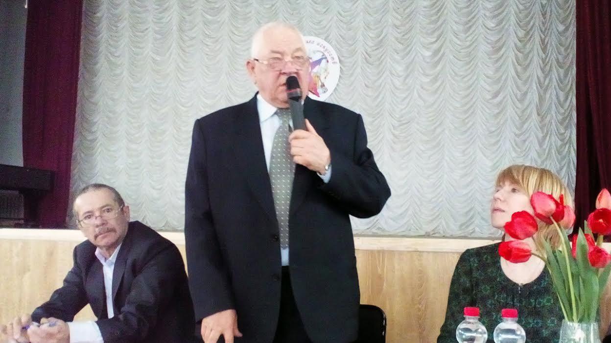 В Ставрополе выбрали председателя городского общества инвалидов