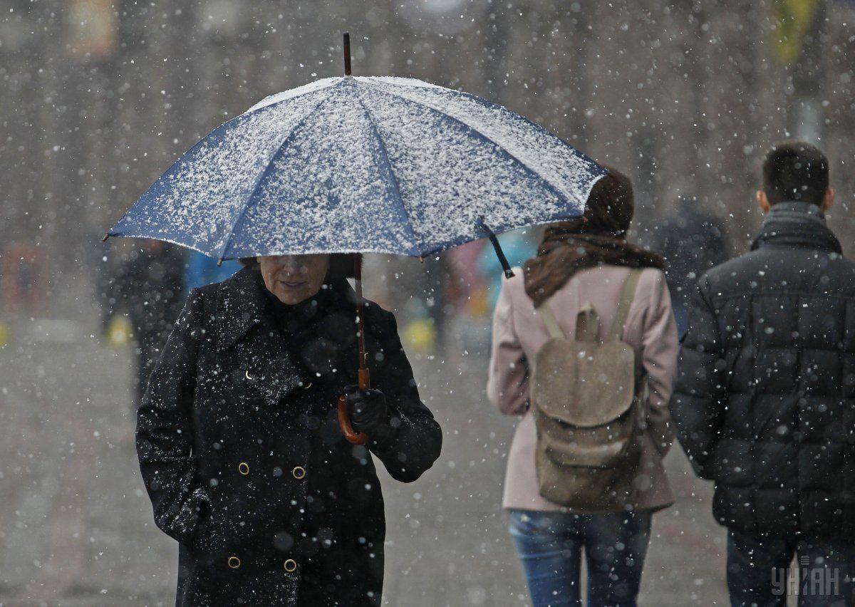 дождь холод картинки для примера обработки