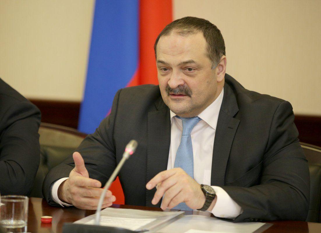 Сергей Меликов стал сенатором от Ставропольского края :: 1777.Ru