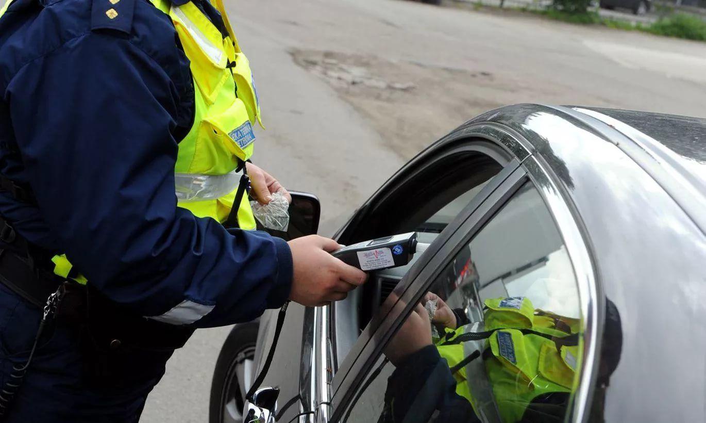 Госавтоинспекция проводит профилактическое мероприятие «Нетрезвый водитель»