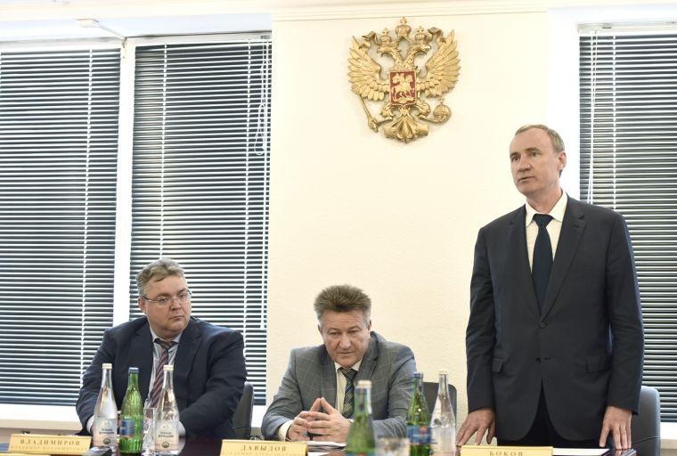 Ставропольский краевой суд административная коллегия
