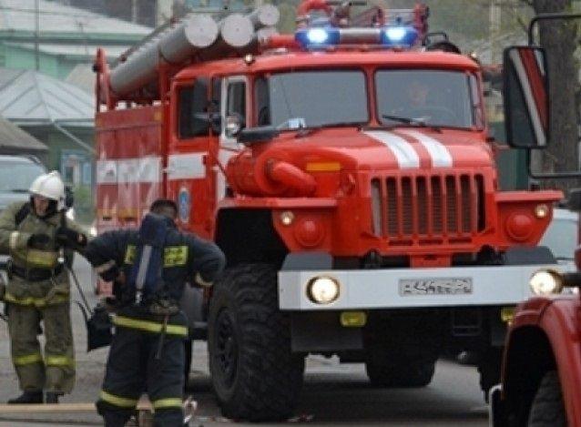 Мигалки на пожарных машинах картинка