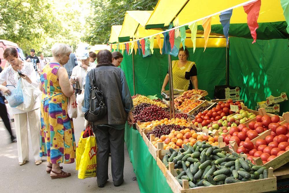 Картинки рынков и ярмарок